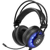 Sharkoon SGH2 - nowe słuchawki z wbudowaną kartą dźwiękową