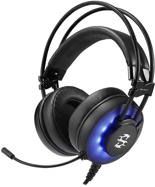 Sharkoon SGH2 - nowe słuchawki z wbudowaną kartą dźwiękową [1]