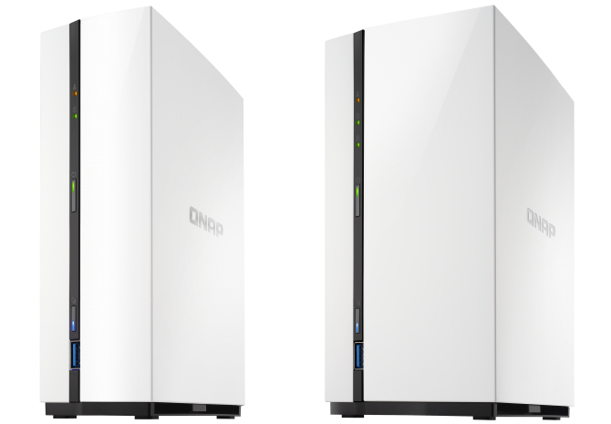 QNAP TS-x28A - Seria domowych serwerów NAS [1]