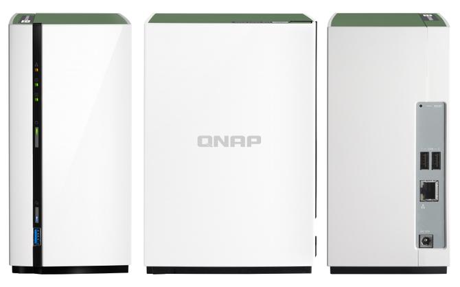 QNAP TS-x28A - Seria domowych serwerów NAS [2]