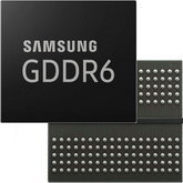 Samsung już masowo produkuje 16-gigabitowe pamięci GDDR6