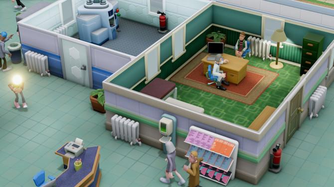 Two Point Hospital, czyli duchowy następca Theme Hospital [1]