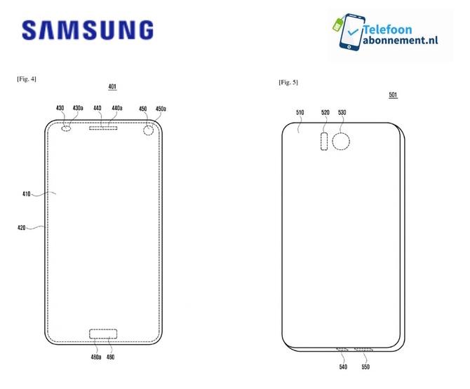 Samsung patentuje nowy nowy rodzaj bezramkowego wyswietlacza [2]