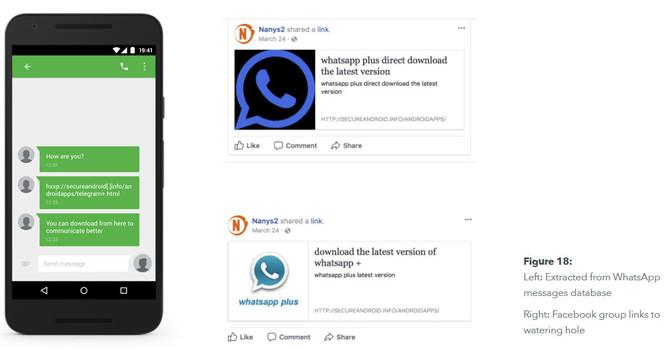 Dark Caracal - androidowy malware szpiegujący dla Libanu [1]