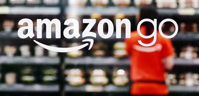 Amazon Go - pierwszy sklep bez kas i kas samoobsługowych [1]