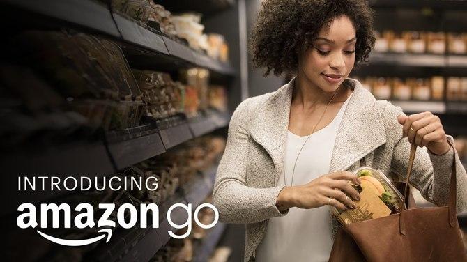 Amazon Go - pierwszy sklep bez kas i kas samoobsługowych [2]