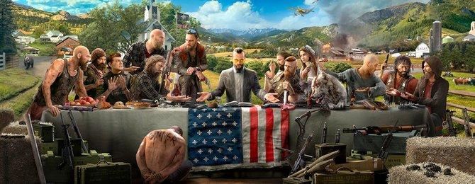 Far Cry 5 - Ubisoft podał oficjalne wymagania sprzętowe [1]