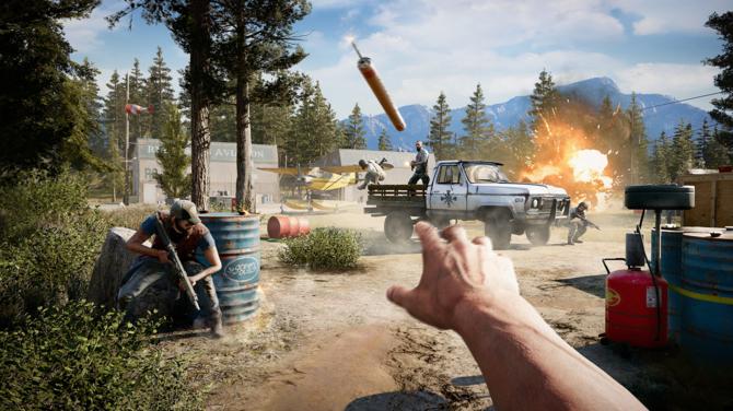 Far Cry 5 - Ubisoft podał oficjalne wymagania sprzętowe [2]