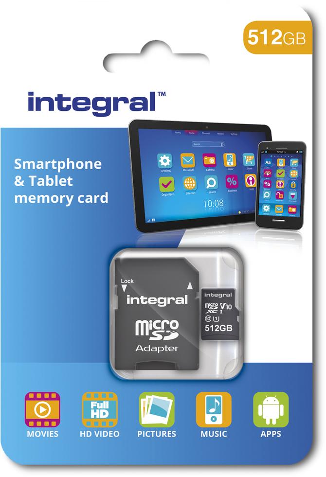 Integral Memory szykuje kartę microSD o pojemności 512 GB [2]