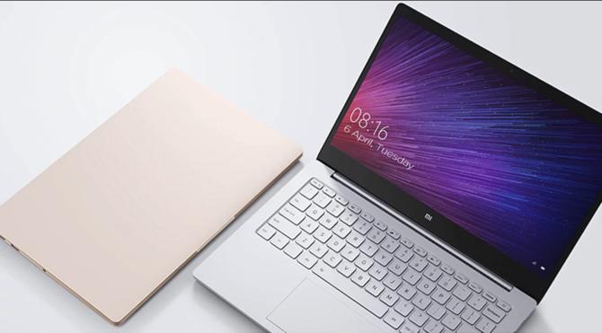 Xiaomi Mi Notebook Air wzbogaca się o CPU Kaby Lake Refresh [1]