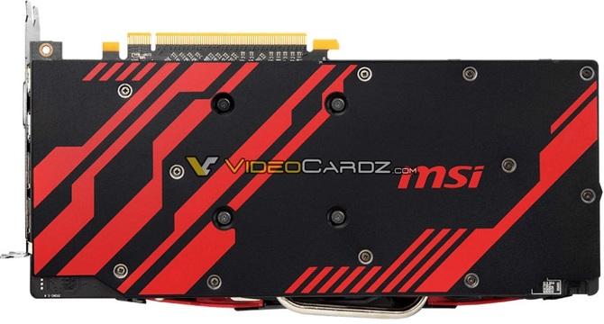 MSI przygotowuje karty Radeon RX 580 i RX 570 Armor MK2 [2]