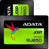 ADATA wprowadza na rynek tanie dyski SSD z serii SU650