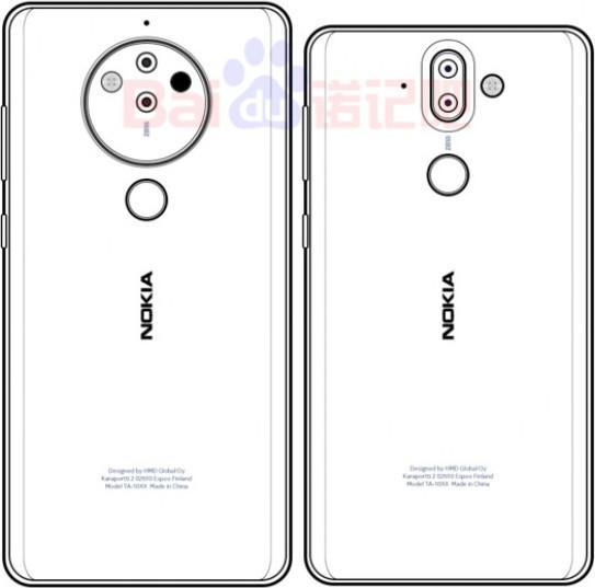 Nokia 10 z pięcioma obiektywami - Jak to cudo będzie działać [3]