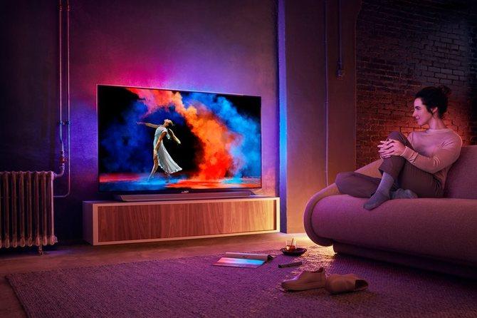 Philips zaprezentował nowe serie telewizorów OLED oraz LCD [2]