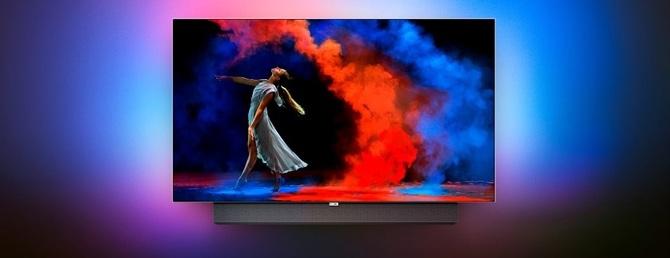 Philips zaprezentował nowe serie telewizorów OLED oraz LCD [3]