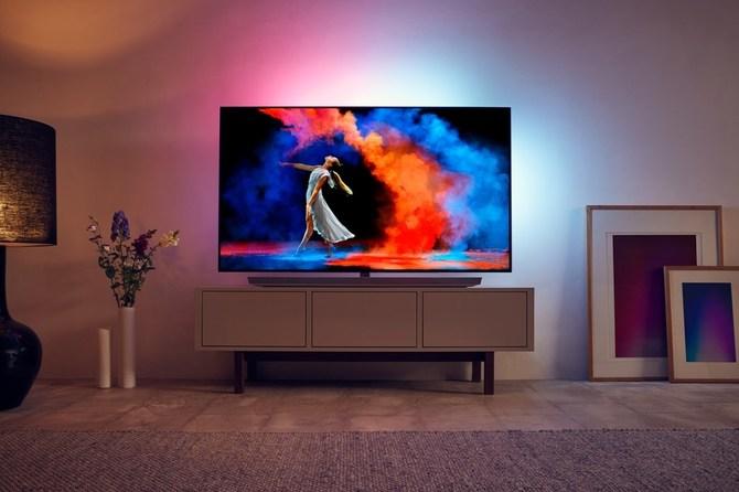 Philips zaprezentował nowe serie telewizorów OLED oraz LCD [4]