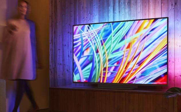 Philips zaprezentował nowe serie telewizorów OLED oraz LCD [5]