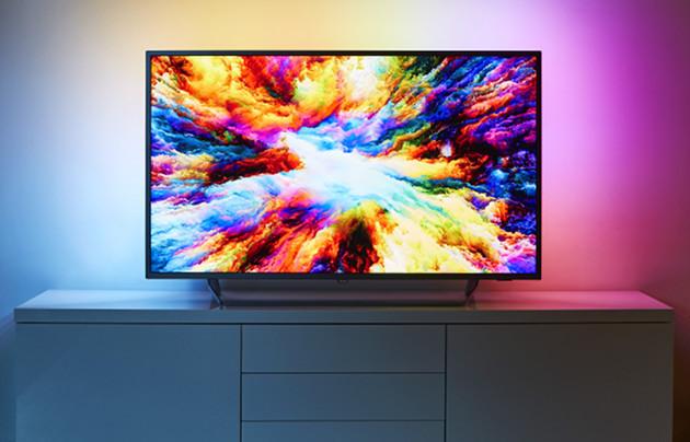 Philips zaprezentował nowe serie telewizorów OLED oraz LCD [7]