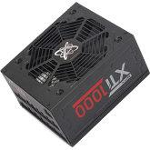 XFX XTi 1000 - Mocny zasilacz z certyfikatem 80 Plus Titaniu