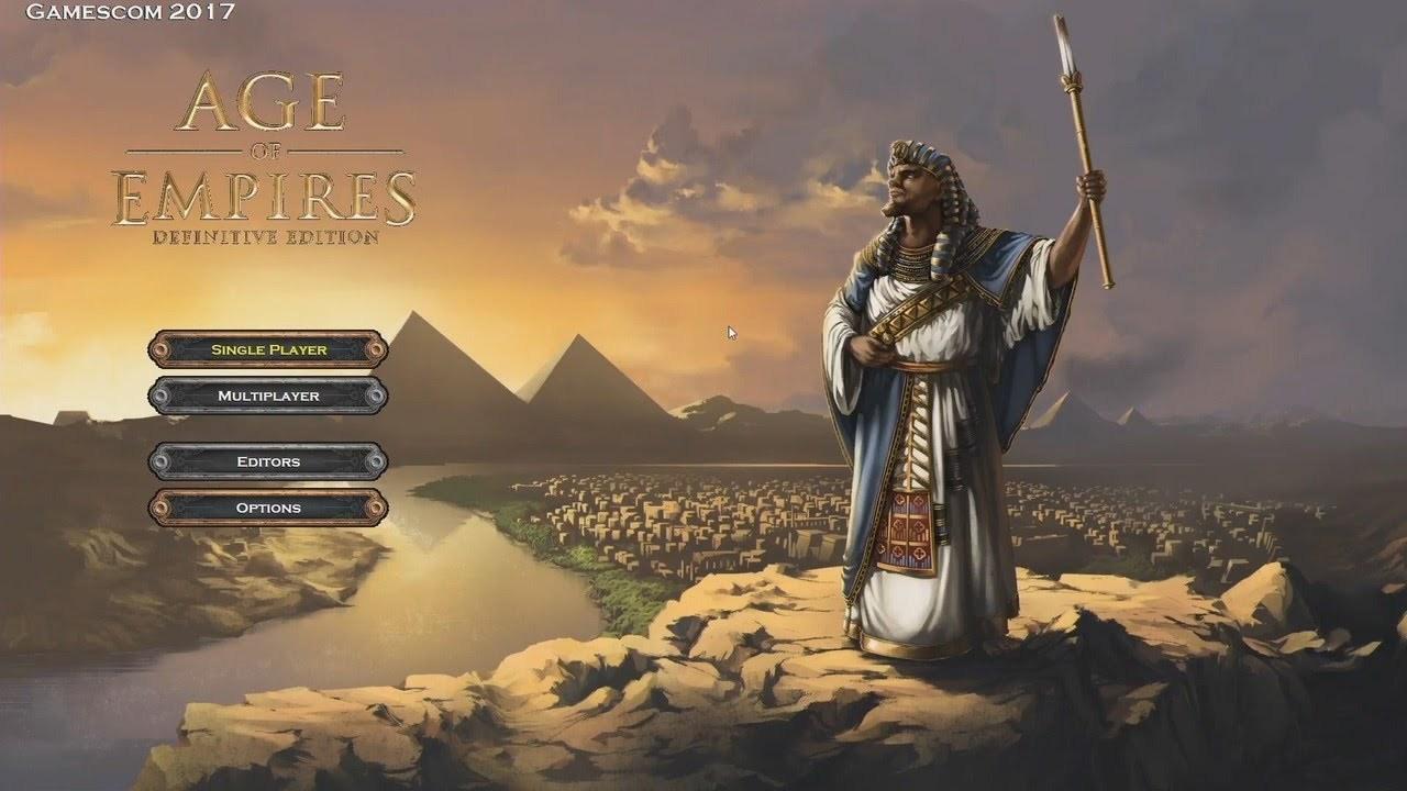 Age of Empires: Definitive Edition - brak wersji na Steam
