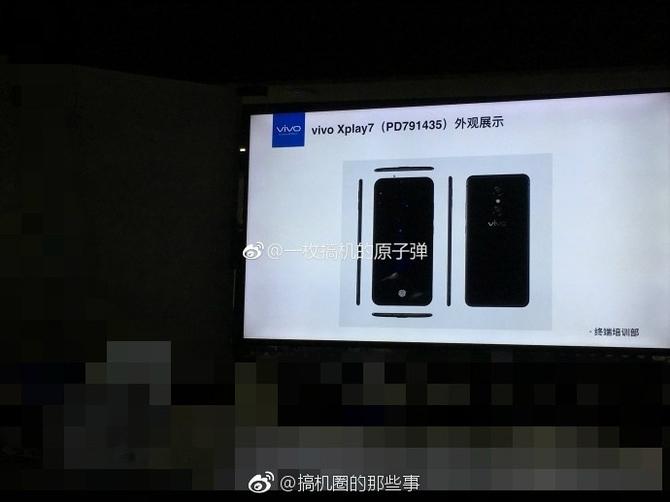Vivo Xplay7 ostro gra - ekran 4K plus 10 GB RAM w smartfonie [1]