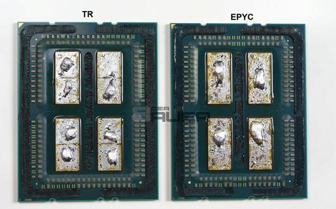 AMD EPYC - Procesor został uruchomiony na platformie X399 [1]