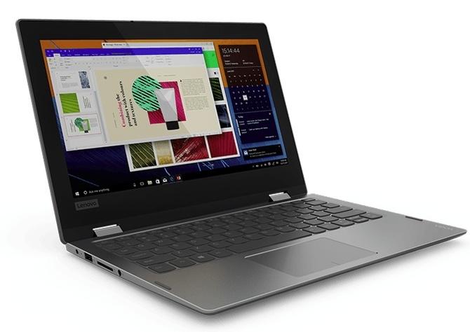 Lenovo Yoga 330 - budżetowe urządzenie z Intel Gemini Lake [1]