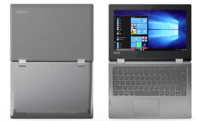 Lenovo Yoga 330 - budżetowe urządzenie z Intel Gemini Lake [2]