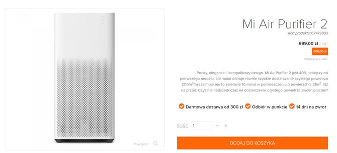 Xiaomi otwiera pierwszy w Polsce autoryzowany sklep internet [2]
