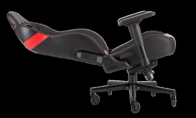 Corsair T2 ROAD WARRIOR, nowy fotel przeznaczony dla graczy [4]