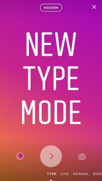 Instagram wprowadza dzisiaj kolorowe opisy i nowe czcionki [4]
