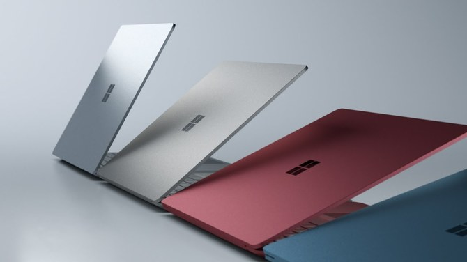 Microsoft Surface Laptop w tańszej wersji z Intel Core m3 [1]