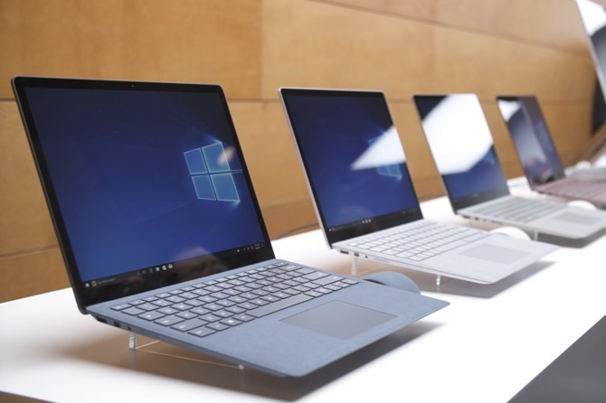 Microsoft Surface Laptop w tańszej wersji z Intel Core m3 [2]