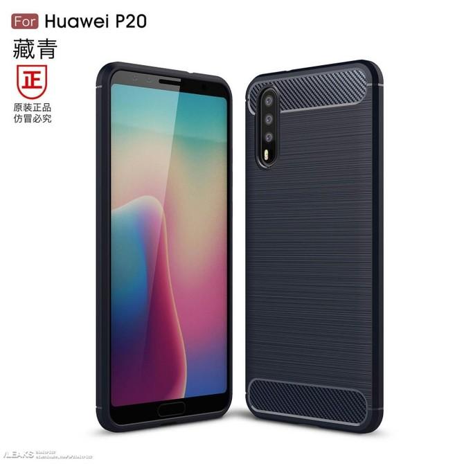 Jak ma wyglądać Huawei P20? Producenci etui już wiedzą [2]