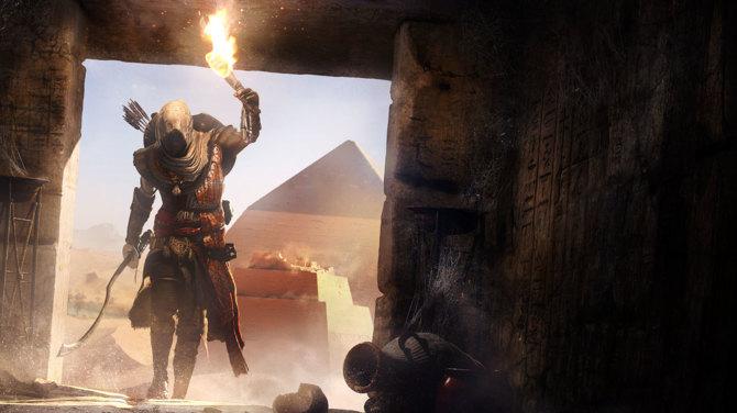 Assassin's Creed: Origins - piraci złamali zabezpieczenia [1]