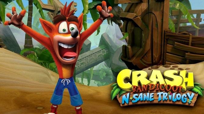 Crash Bandicoot N. Sane Trilogy może pojawić się na PC [1]