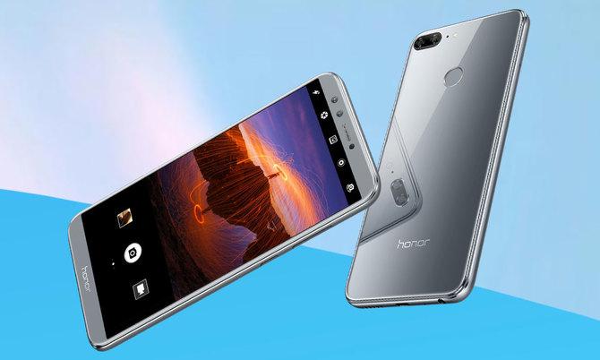 Huawei Honor 9 Lite doczekał się globalnej premiery [2]