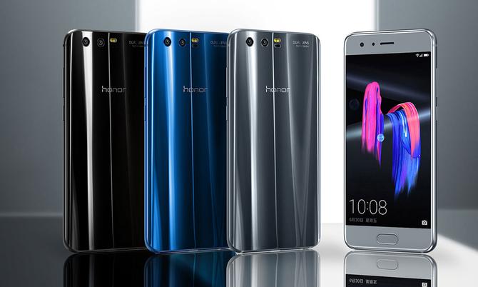 Huawei Honor 9 Lite doczekał się globalnej premiery [3]