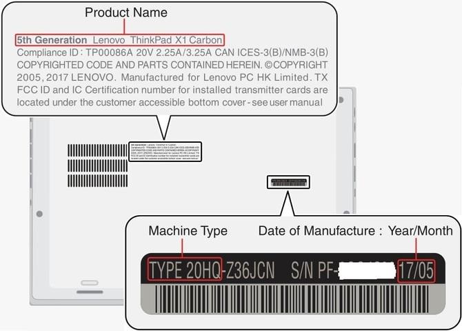 Lenovo ThinkPad X1 Carbon 5 - część egzemplarzy jest wadliwa [3]