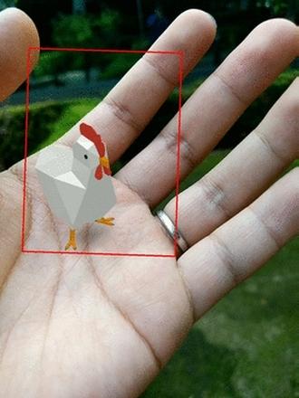 Motion Stills: Google porusza obrazy i dodaje wektorową kurę [4]