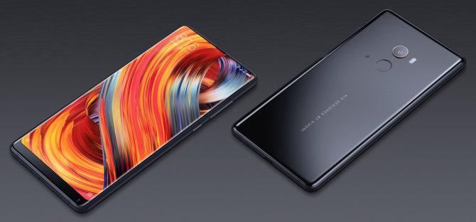 Xiaomi Mi Mix 2S poddany testom wydajności AnTuTu [1]