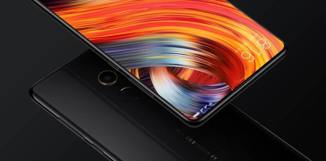 Xiaomi Mi Mix 2S poddany testom wydajności AnTuTu [2]
