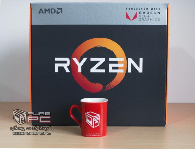 AMD Ryzen 5 2400G i Ryzen 3 2200G Zapowiedź testów na PurePC [1]
