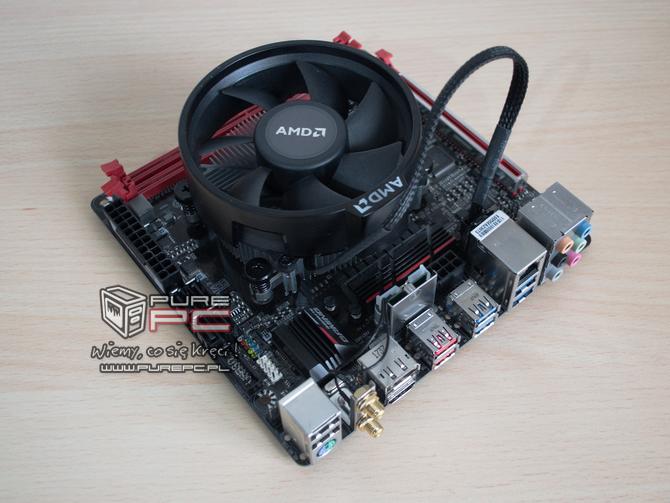 AMD Ryzen 5 2400G i Ryzen 3 2200G Zapowiedź testów na PurePC [4]