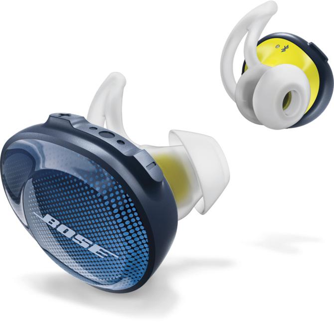 Bose SoundSport Free - w pełni bezprzewodowe dokanałówki [2]