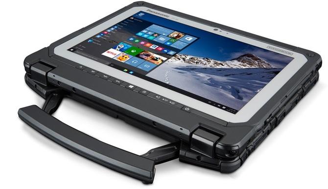 Panasonic Toughbook 20 - odświeżony laptop typu rugged [1]
