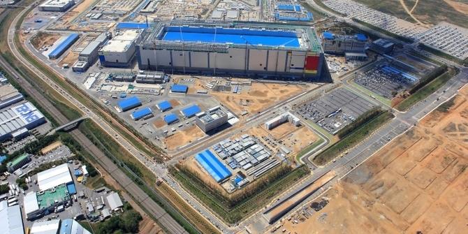 Samsung inwestuje 27,6 miliarda dolarów w rozbudowę fabryki  [1]