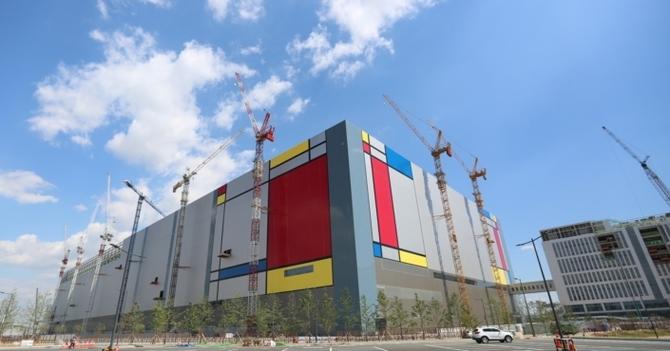 Samsung inwestuje 27,6 miliarda dolarów w rozbudowę fabryki  [2]