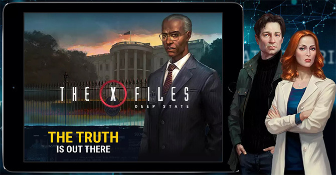 Gra The X-Files: Deep State na iOS, Androida i Facebooka [2]