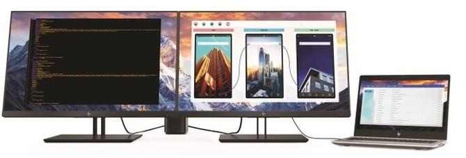 HP zaprezentowało nowe monitory z matrycami 4K oraz USB Typ- [1]